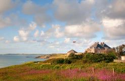 Cornish Coast Royalty Free Stock Photo