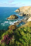 Cornish Coast Royalty Free Stock Photo