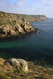 Cornish Coast Royalty Free Stock Photography