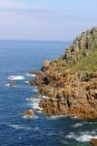 Cornish Coast Lands End Royalty Free Stock Image