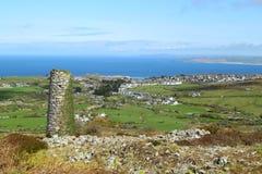 Cornish coast Stock Image