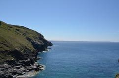 Cornish coastline. Stock Images