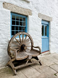 Cornish Cottage Stock Photography