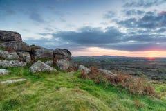 The Cornish Countryside Royalty Free Stock Photos