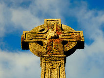 Cornish Celtic Cross Royalty Free Stock Image