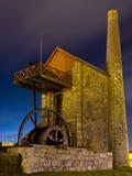 Cornish Engine house Royalty Free Stock Images