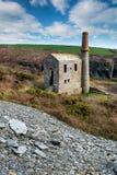 Cornish Engine House Royalty Free Stock Photography