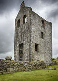 Cornish Engine House Royalty Free Stock Images