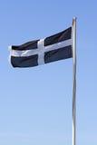 Cornish Flag Royalty Free Stock Photo