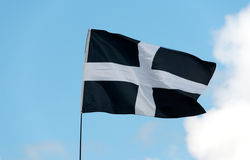 Cornish Flag Stock Photos