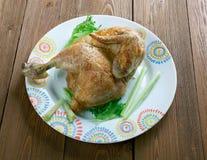 Cornish game hen Stock Image