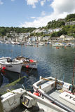 Cornish harbour Royalty Free Stock Photo