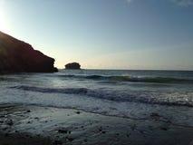 cornish kustlinje fotografering för bildbyråer