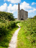 Cornish Mining Heritage Royalty Free Stock Photos