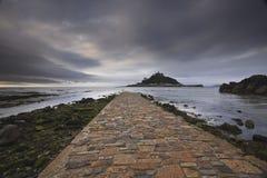Cornish mount Stock Images