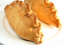 Cornish pasties Royalty Free Stock Photography