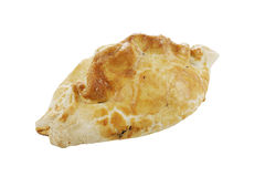 Cornish pasty. Royalty Free Stock Photography