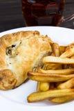 Cornish pasty Royalty Free Stock Photo
