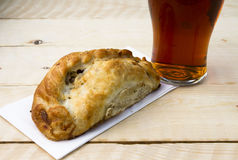Cornish pasty Royalty Free Stock Photos