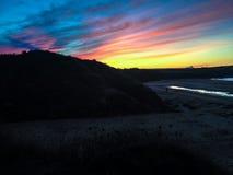 cornish słońca Obrazy Stock