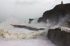 Cornish Storms 08 Stock Photo