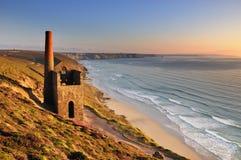 Free Cornish Tin Mine, St Agnes Head, Cornwall Royalty Free Stock Photography - 31270747