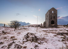 Cornish Tin mine Stock Image