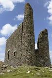 Cornish tine mine. A ruined Cornish tine mine on the Minnions on bodmin moor Stock Photography