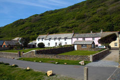 Cornish Village Stock Images