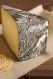 Cornish Yarg Cheese Stock Photos