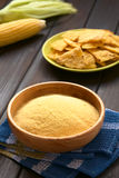 cornmeal Στοκ Εικόνα