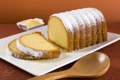 Cornmeal  cake Royalty Free Stock Photos