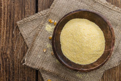 Cornmeal Royalty Free Stock Photo