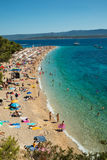 Corno dorato sull'isola di Brac in Croazia Fotografia Stock Libera da Diritti