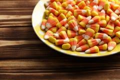 Corns конфеты хеллоуина Стоковое фото RF