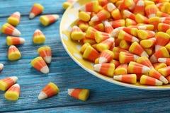 Corns конфеты хеллоуина Стоковое Фото
