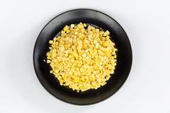 Corns на плите блока Стоковые Изображения RF