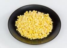 Corns на плите блока Стоковая Фотография RF