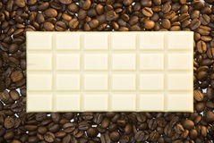 Corns of coffee Royalty Free Stock Image