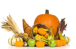 Cornucopia Royalty Free Stock Images