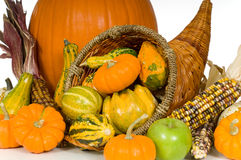 Cornucopia Royalty Free Stock Photos