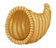 Cornucopia Basket Stock Image