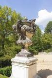 Cornucopia, Jardines de la Granja de San Ildefonso, monuments in Royalty Free Stock Photos