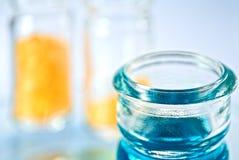 Cornues chimiques Image libre de droits