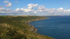 Cornwall,英国 库存图片