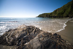 Cornwall Beach Royalty Free Stock Images