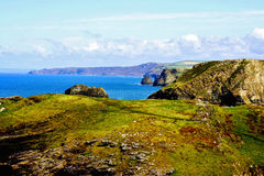 Cornwall coast Stock Images