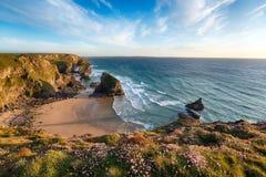 Cornwall Coast Royalty Free Stock Image