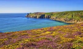 Cornwall Coast, England Stock Photo