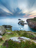 Cornwall Coast Stock Images